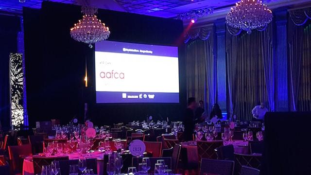Inside the AAFCA Awards