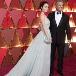 Mel Gibson, Oscar® nominee, and Rosalind Ross