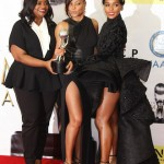 Octavia, Taraji and Janelle's movie Hidden Figures won an Image Award