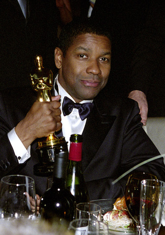 Winner of the Best Actor Academy Award for his performance in Training Day