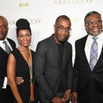 Gregory Alan Williams, Kim Hawthorne, Clement Virgo, and Keith David