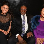 (L-R) Merle Dandridge, Keith David, and Lynn Whitfield
