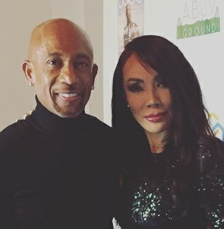 Women Abuv Ground presents CannaCool Lounge honoring Montel Williams with a Lifetime Achievement Award