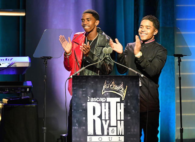 ASCAP 2017 Rhythm & Soul Music Awards - Inside