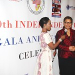 Felecia McJerry catches up with Congresswoman Karen Bass