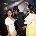 Lil Mama, Lance Gross and Tasha Smith