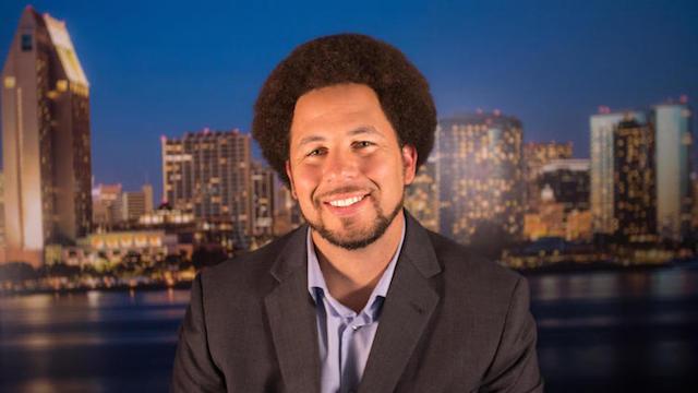 San Diego State University professor J. Luke Wood