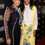 Tami Roman and Tasha Smith