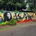 At the Marley museum