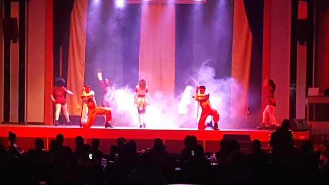 Entertainment at Riu