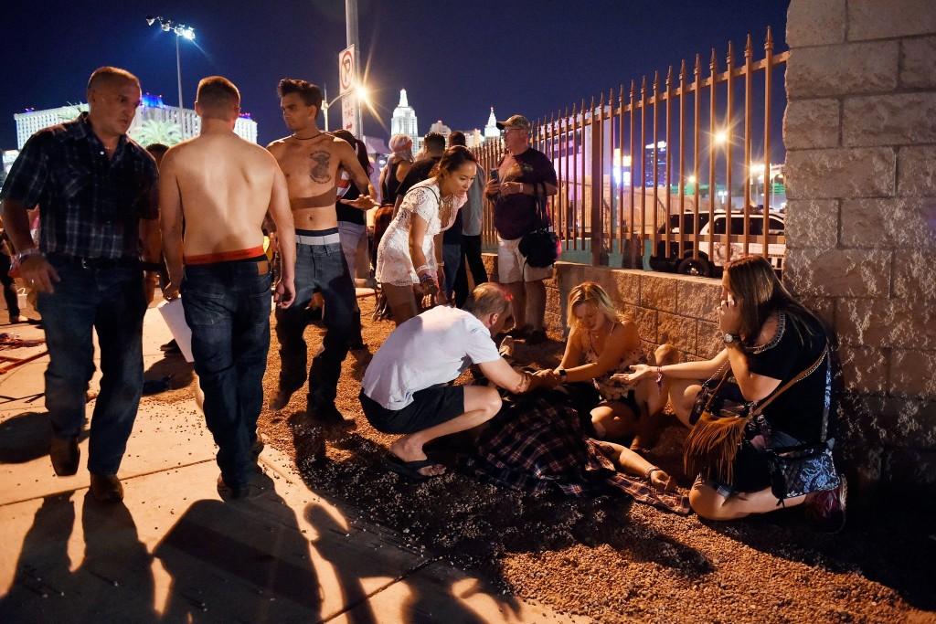 Mass shooting in Vegas