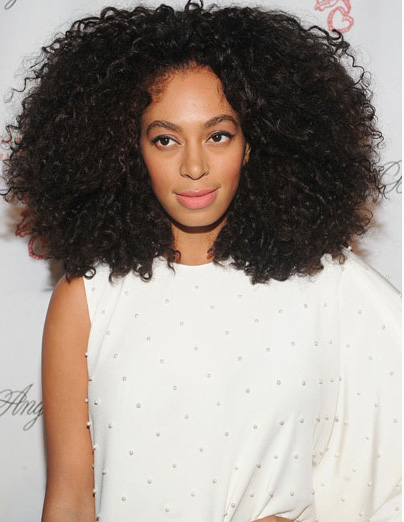 Solange leads the bunch with seven total nominations