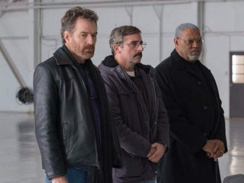 The cast of Last Flag Flying