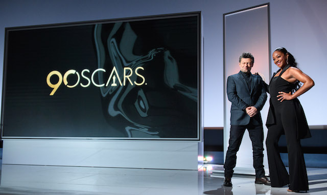 90th Oscars, Academy Awards, Nomination Announcements