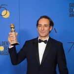 BEST ORIGINAL SCORE – MOTION PICTURE for The Shape of Water Alexandre Desplat