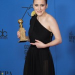BEST PERFORMANCE BY AN ACTRESS IN A TELEVISION SERIES – COMEDY OR MUSICAL for her role in The Marvelous Mrs Maisel actress Rachel Brosnahan