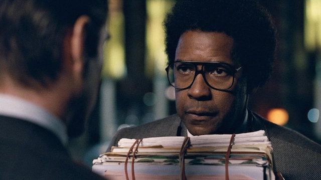 Denzel earns his ninth Oscar nomination for Roman J. Israel, Esq