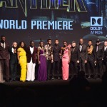The Los Angeles World Premiere of Marvel Studios' BLACK PANTHER