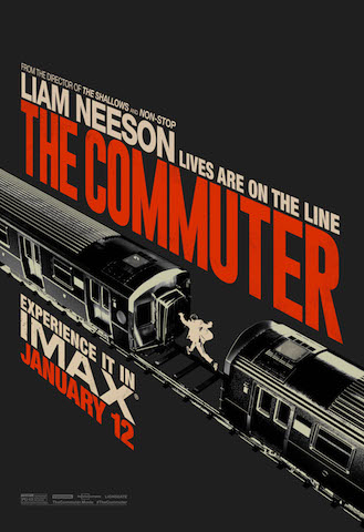 The Commuter releases in theraters Jan 12