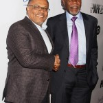 Alfons Adetuyi and Danny Glover