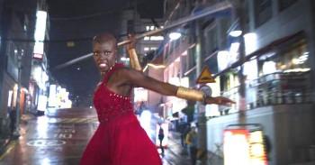 Danai Gurira as Okoye