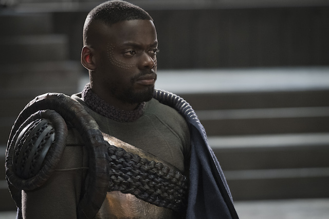 Daniel Kaluuya plays W'Kabi in Black Panther