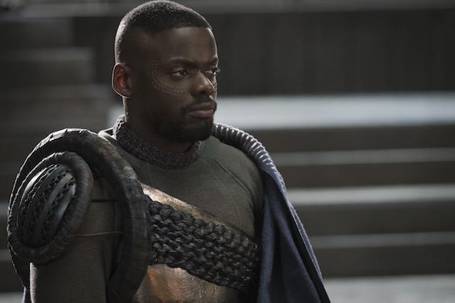 Daniel Kaluuya plays W'Kabi in Black Panther