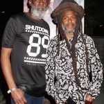 David Hinds and Selwyn Brown of Steel Pulse