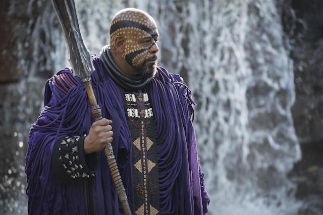 Forest Whitaker as Zuri