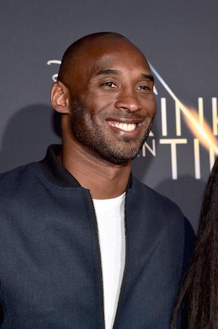 ormer NBA player Kobe Bryant