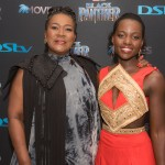 Lupita Nyong'o and Connie Chiume
