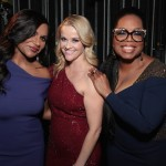 Mindy Kaling, Resse Witherspoon and Oprah Winfrey