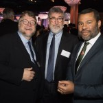 Oscar® nominee Guillermo del Toro, John Landis and Oscar® nominee Jordan Peele