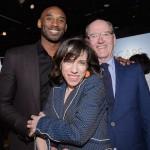 Kobe Bryant, Sally Hawkins and Richard Jenkins