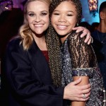Reese Witherspoon (L) and Storm Reid