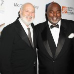 Rob Reiner and Gil Robertson