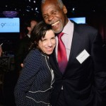 Sally Hawkins and Danny Glover