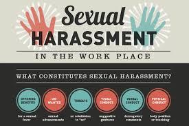 Sexual harrasement