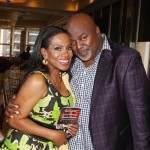 Sheryl Lee Ralph and AAFCA co-founder Gil Robertson