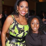 Sheryl Lee Ralph and AAFCA member Samantha Ofole-Prince