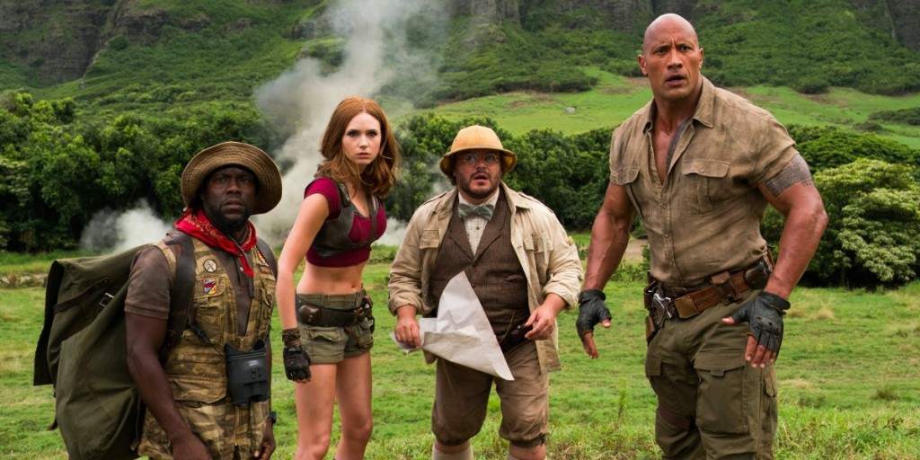 jumanji welcome to the jungle sony