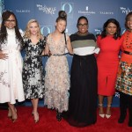 Ava DuVernay, Reese Witherspoon, Storm Reid, Oprah Winfrey, Mindy Kaling and Gayle King