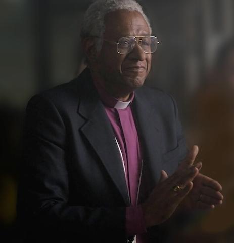 Forest Whitaker endows Bishop Desmond Tutu in The Forgiven
