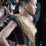 Lupita Nyong'o in Versace