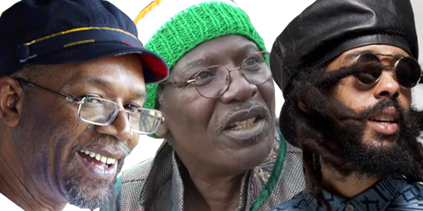 Beres Hammond, Alpha Blondy and Protoje