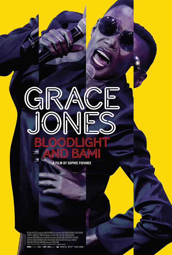 Grace Jones: Bloodlight and Bami (Kino Lorber / Not Rated