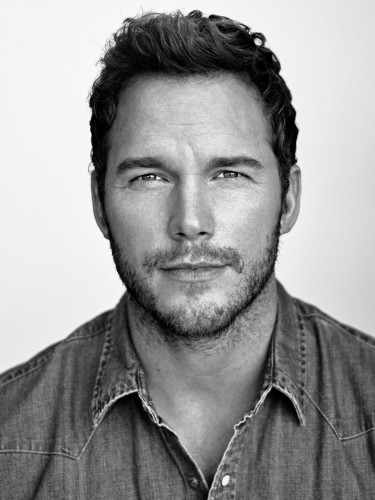 Chris Pratt shot by John Russo