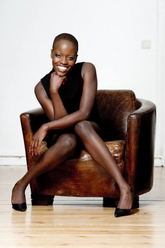 Florence Kasumba - Photo by Janine Gilded