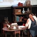 Calloway as Hurston