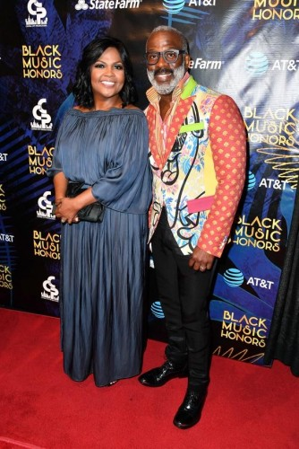 Honorees CeCe and BeBe Winans